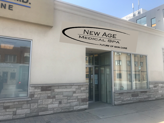 New Age Medical Spa Location
